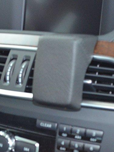 KUDA 291845 Halterung Kunstleder schwarz für Mercedes C-Klasse (W204/S204) ab 04/2011 bis 2015