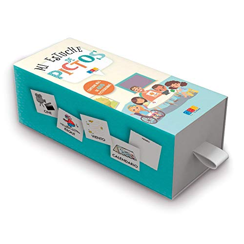 Il Kit dei Pittogrammi in Spagnolo: 402 immagini per iniziare a leggere e scrivere | Editorial GEU