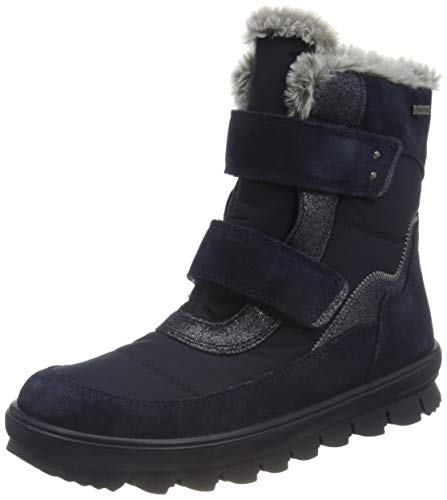 Superfit Flavia, Botte de Neige, Blau 8000, 28 EU