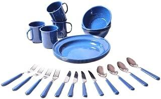 Best ozark trail 24-piece dinnerware set Reviews