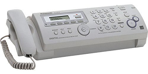 PANASONIC PANKXFP215 Panasonic Kxfp215 Thrml - Fax-Copier-Phone-Tad