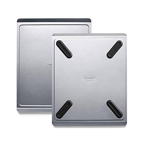 Calphalon 2065319 Premier Countertop Safe Bakeware Large 14x17 Inch Cookie Sheet, 14x17-Inch