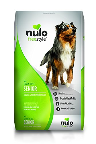 Nulo Grain Free Senior Dog Food