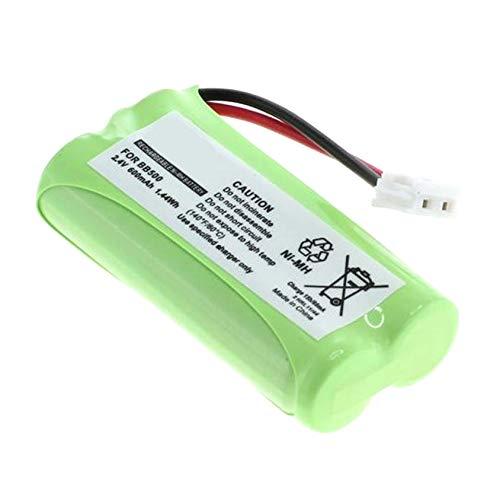 MobiloTec Akku kompatibel mit Binatone Big Button Combo, Telefon/Festnetz NiMH Batterie