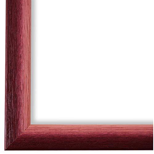 Online Galerie Bingold Bilderrahmen Rot 24 x 30 cm 24x30 - Modern, Shabby, Vintage - Alle Größen - handgefertigt - WRF - Pinerolo 2,3