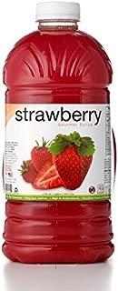 3V Classic Strawberry Gourmet Syrup (1 Gallon)