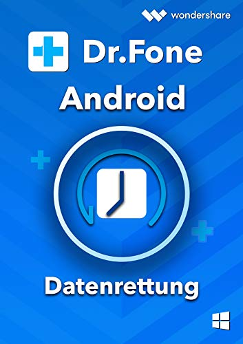 Dr.Fone Android Datenrettung Win ( Product Keycard ohne Datenträger)