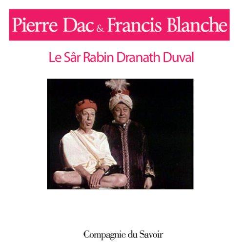 Le Sâr Rabindranath Duval audiobook cover art