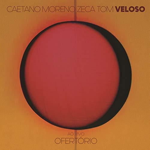 Caetano, Moreno, Zeca e Tom Veloso - Ofertório Ao Vivo [CD]