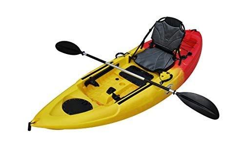 Brooklyn Kayak Company UH-FK285-RedYel