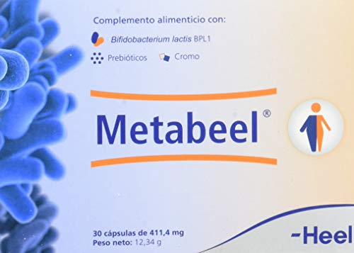 Heel Metabeel - 30 Capsulas