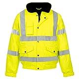 Fast Fashion - Manteau De Sécurité Vêtements De Travail Veste Imperméable Tempête Rainsuit Hi...