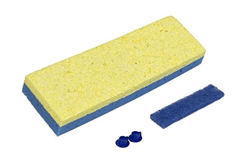 Quickie 5555, Sponge, Blue