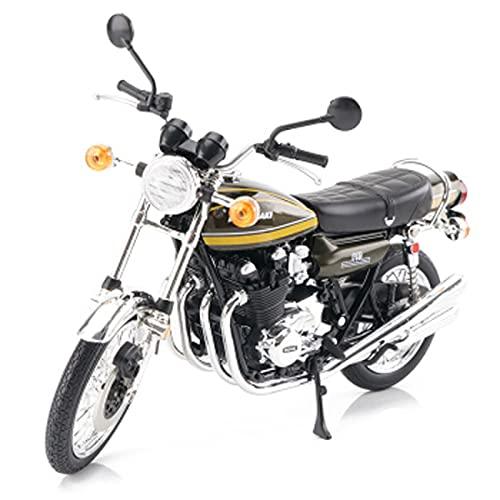 Modelo de motocicleta, raza de locomotora pesada, raza de fiesta, simulación de fundición original Modelo de aleación estática 1/12, adecuado para recolección / juego / adornos de decoración del hogar
