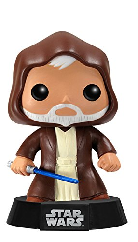 Star Wars Pop! Vinyl Cabezón OBI-WAN Kenobi Black Box Re-