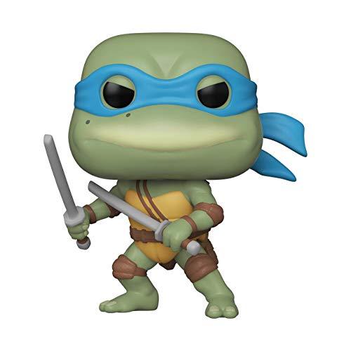 Funko- Pop Vinyl 1990-Leonardo Teenage Mutant Ninja Turtles 1990 Leonardo Figura coleccionable, Multicolor (51435)