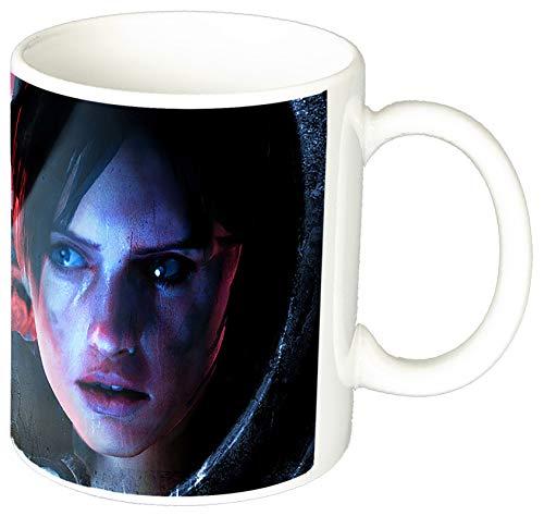MasTazas Resident Evil Revelations Jill Valentine Tazza Mug