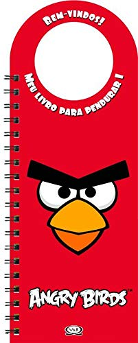 Angry Birds: meu livro para pendurar 1