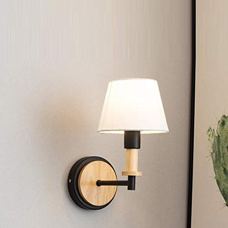 Nordic wandleuchte schlafzimmer nachttischlampe persnlichkeit kreative wohnzimmer lampe gang wand beleuchtung moderne minimalistische lampe wandleuchte
