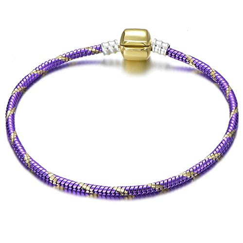 YIYYI HQXIZ Armband Verzilverd Slang Chain Charm Armband Volledige Kristal Hartvormige Merk Armbanden Voor Vrouwen Bset Sieraden Gift
