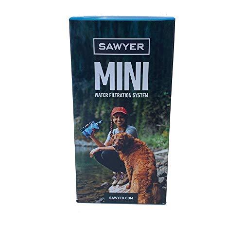 Sawyer Dual-Threaded Mini Plus Wasserfilter Doppelgewinde Sets SP2129, SP113, SP114,...