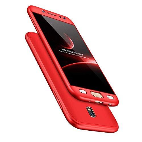 Uposao Für Galaxy S8 Hülle,Galaxy S8 360 Grad Hülle, [360 Grad Komplett Schutz] [Ultra Dünn] Hülle Hardcase 360 Full Body Schutz Handyhülle Komplettschutz Front + Back Rundum Double Beidseitiger Sch