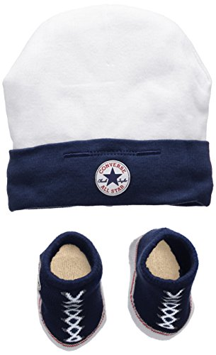 Converse Baby Boys 0-24m Hat and...
