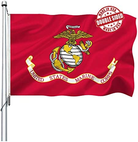 Top 10 Best marine corps flag Reviews