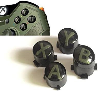 Super sale Replacement Bullet Buttons ABXY Mod Xbox specialty shop For Levers Kit Joystick