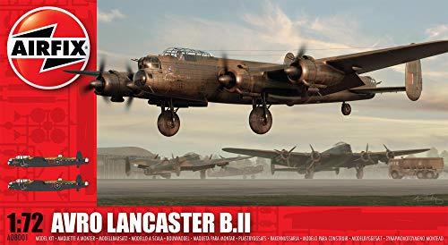 Airfix 1:72 Avro Lancaster BII Aircraft Model Kit