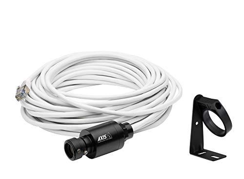 Axis F1015 Unidad de Sensor - Accesorio para cámara de Seguridad (Unidad de Sensor, Interior, Negro, Blanco, Alámbrico)