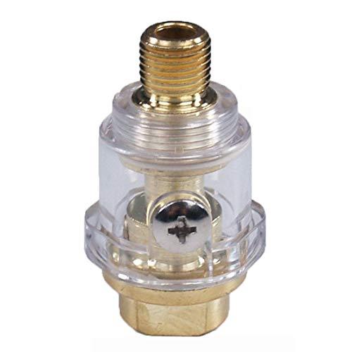 Erba Miniöler Öler Druckluftöler Oil für z.B. Schlagschrauber Schleifer Ölnebler