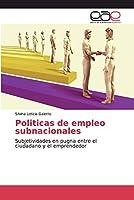 Politicas de empleo subnacionales