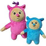 Juguete de Peluche 2 unids/Lote TV Billy y Bam Peluche de Peluche Juguete Suave muñeca rellena para niño cumpleaños regalovvvvvvvvv WTZ012
