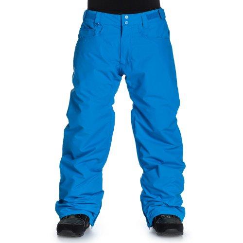 Quiksilver Herren Snowboard Hose State 10K, Brillant Blue, S, KTMSP053-BNL0