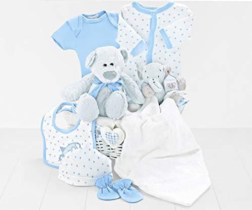 5piezas bebé niños niñas unisex ajuar Outfit Set Body Pelele para niño gorro manoplas babero león Zoo animales por Aardvark blanco blanco, multicolor Talla:0-3 meses