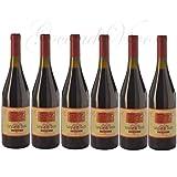 Vino Rosso Vino dal caratteristico colore rosso rubino intenso Bevuto giovane 7 % Vol.