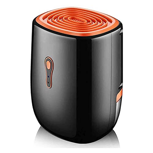 Deumidificatori con spegnimento automatico, con serbatoio dell'acqua da 800 ml, 30 0ML. Al giorno, ultra silenzioso piccolo portatile, per alta umidità in casa, cucina, camera da letto