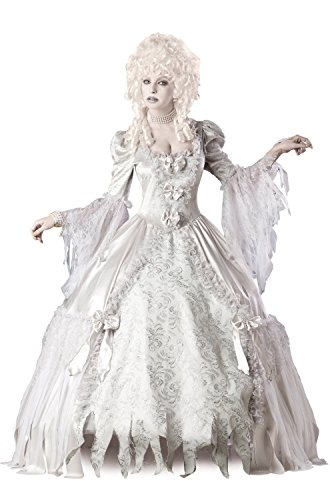 woman ghost costume