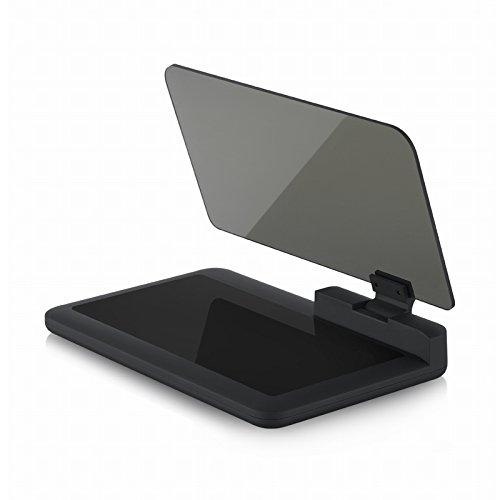 6' Staffa Cellulare Testa Proiettore Dell'esposizione HUD Supporto Per Auto Suv GPS