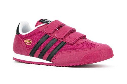 Adidas Zapatillas Dragon Cf C Fucs/Blk 35 Junior