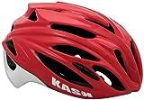 Kask Rapido - Casco para Bicicleta de Carretera, Color Rojo, Talla L (59-62 cm),Talla L (59-62 cm)