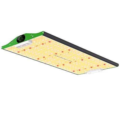 VIPARSPECTRA 2020 Pro Series P2000 LED-Wachstumslicht mit verbesserten SMD-LEDs (einschließlich IR), Vollspektrum-Pflanzenwachstumslicht und dimmbarer Funktion für Hydroponic-Zimmerpflanzen Veg Flower