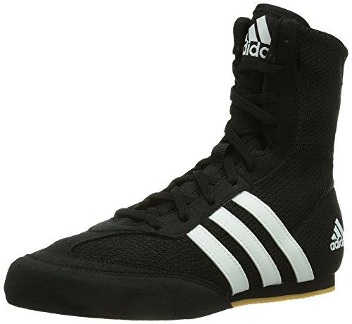 Adidas, Scarpe da boxe Box Hog 2, Nero, 41 1/3 EU (7.5 UK)