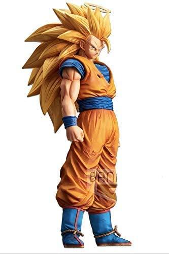 Dragon Ball Z - Son Goku Super Saiyan 3 SSJ Grandista Nero Banpresto Figure 28 cm