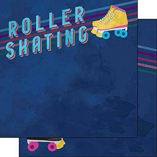 Max 52% OFF Super beauty product restock quality top Scrapbook Customs 39524 Roller Skating 12