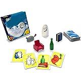 YSMANGO Board Game, Quick Response Board Game The Shining Hunter Board Game Funny Children's Puzzle Card Board Game