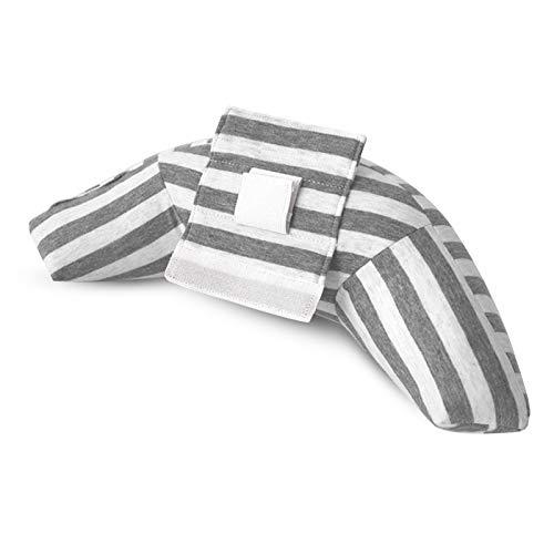 XGzhsa Almohada de cinturón de Seguridad para niños, cojín del cinturón de Seguridad niños, Suave y Grueso cinturón de Seguridad de Coche Almohada para apoyar la Cabeza del Cuello