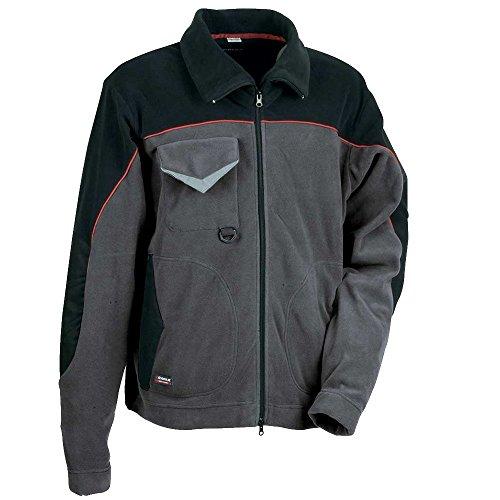 COFRA V026-0-04.Z/4 Giacca da Lavoro Rider, Antracite/Nero, Taglia L