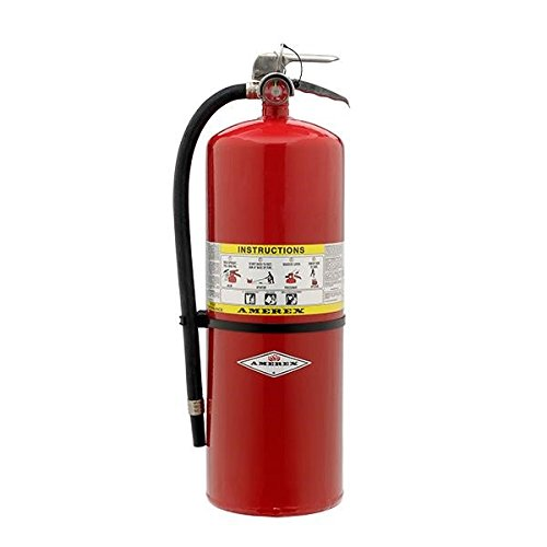 Amerex High Performance ABC Dry Chemical Fire Extinguisher - 30lb